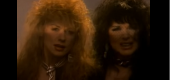 Heart – Alone (1987) (vidéoclip & paroles)