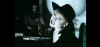 Mitsou – Bye bye mon cowboy (1988) (vidéoclip & paroles)