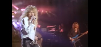 Europe – The Final Countdown (1986) (vidéoclip)