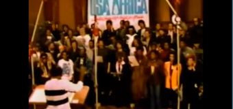 Artistes Variés – We Are The World (1985) (vidéoclip)