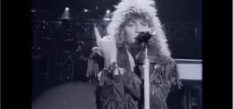 Bon Jovi – Livin' On A Prayer (1986) (vidéoclip)