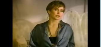 Nathalie Simard – À ton départ (1990) (vidéoclip)