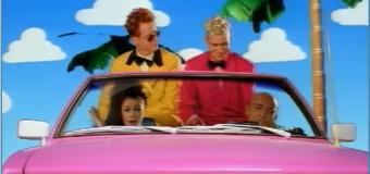 Aqua – Barbie Girl (1997) (vidéoclip)