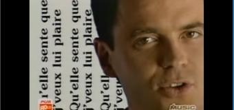 Philippe Lafontaine – Coeur de loup (1989) (vidéoclip & paroles)