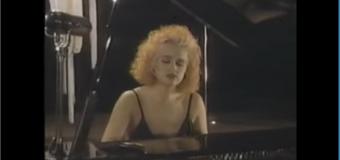 Marie-Denise Pelletier – Pour une histoire d'un soir (1987) (vidéoclip et paroles)