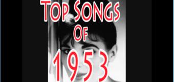 Retour en (1953) en chanson