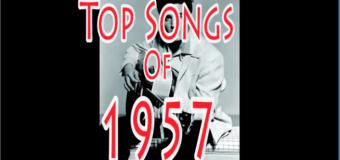 Retour en (1957) en chanson