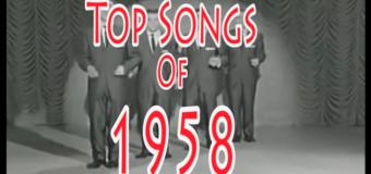Retour en (1958) en chanson
