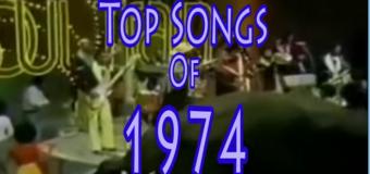Retour en (1974) en chanson