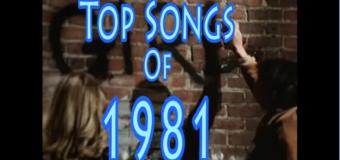 Retour en (1981) en chanson