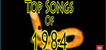 Retour en (1984) en chanson