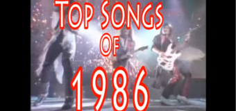 Retour en (1986) en chanson