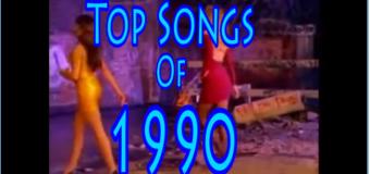 Retour en (1990) en chanson