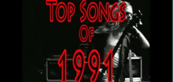 Retour en (1991) en chanson