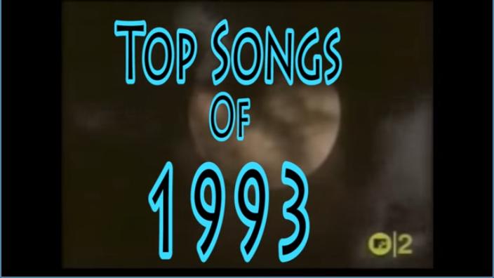 Retour en (1993) en chanson | Les légendes - Tout sur vos idoles de