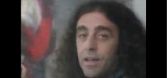 Gerry Boulet – Toujours Vivant (1988) (vidéoclip)