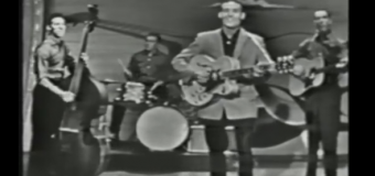 Carl Perkins – Blue Suede Shoes (1956) (vidéoclip & paroles)