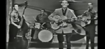 Carl Perkins – Blue Suede Shoes (1956) (vidéoclip & paroles)