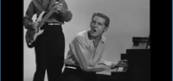Jerry Lee Lewis – Great Balls of Fire (1957) (vidéoclip & paroles)