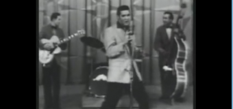 Elvis Presley – Hound dog (1956) (vidéoclip & paroles)