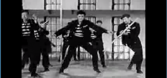 Elvis Presley – Jailhouse Rock (1957) (vidéoclip & paroles)