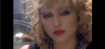 Madonna – Like a Virgin (1984) (vidéoclip & paroles)