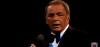 Frank Sinatra – My Way (1969) (vidéoclip & paroles)