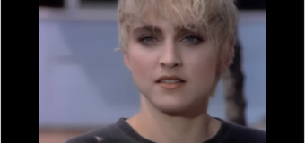 Madonna – Papa Don't Preach (1986) (vidéoclip & paroles)