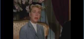 Doris Day – Que sera sera (Whatever Will Be, Will Be) (1956) (vidéoclip & paroles)