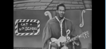 Chuck Berry – School Days (1957) (vidéoclip & paroles)