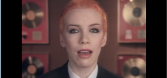 Eurythmics – Sweet Dreams (Are Made of This) (1983) (vidéoclip & paroles)