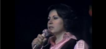 Ginette Reno – Un peu plus haut, un peu plus loin (1975) (vidéoclip & paroles)