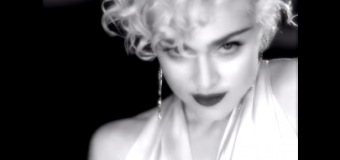Madonna – Vogue (1990) (vidéoclip & paroles)