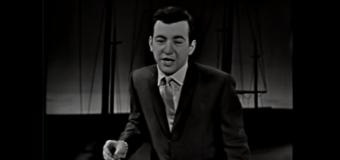 Bobby Darin – Beyond the Sea (1960) (vidéoclip & paroles)