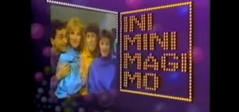 Iniminimagimo (1987) – Générique TV