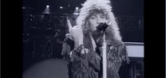 Bon Jovi – Livin' On A Prayer (1986) (vidéoclip)
