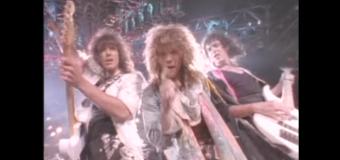 Bon Jovi – You Give Love A Bad Name (1986) (vidéoclip)