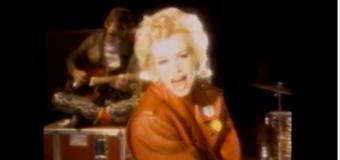 Martine St-Clair – Ce soir l'amour est dans tes yeux (1986) (vidéo et paroles)