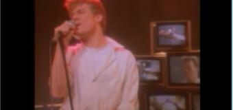 Bryan Adams – Heaven (1984) (vidéoclip)