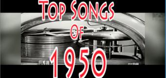 Retour en (1950) en chanson