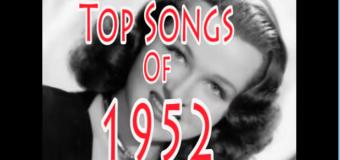 Retour en (1952) en chanson