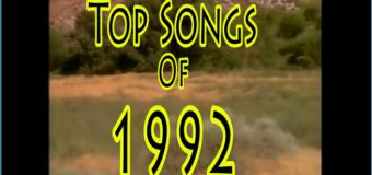 Retour en (1992) en chanson