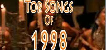 Retour en (1998) en chanson