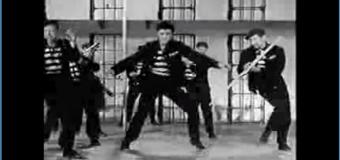 Elvis Presley – Jailhouse Rock (1957) (vidéoclip & paroles)