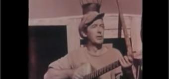 Félix Leclerc – Moi mes souliers (1951) (vidéoclip & paroles)