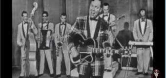 Bill Haley & His Comets – Rock Around The Clock (1955) (vidéoclip & paroles)